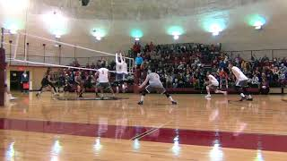 Park University men's volleyball vs. Grand View University