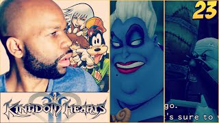Kingdom Hearts Gameplay Walkthrough Part 23 - Atlantica (Proud Mode)
