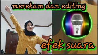EDITOR ‼️ MEREKAM & MENGEDIT EFEK SUARA di App EzVOICE screenshot 4