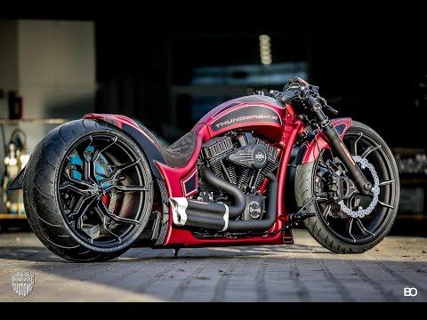 Grand Prix Racer Thunderbike Making-Of Harley-Davidson