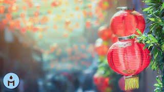 30 MIN Zen Buddhist Meditation 🎋 Meditation Music Free, Chinese Bamboo Flute with Nature Sounds
