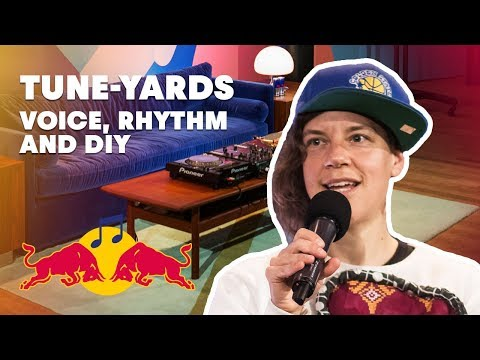 tUnE-yArDs Lecture (Montréal 2016) | Red Bull Music Academy