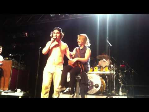Lukas Graham 23.06.2013 Red Wine with Luca