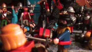 El Señor de los anillos playmobil TRAILER.wmv