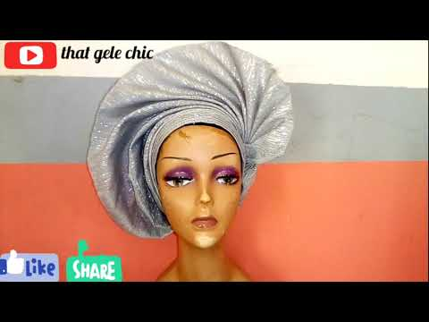 Download AUTOGELE TUTORIAL/ STEP BY STEP HOW TO MAKE FAN AND TWIST AUTOGELE WITH 3 LAYERS OF ASOKE