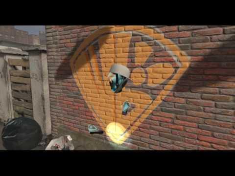 A real artist KingSpray Graffiti