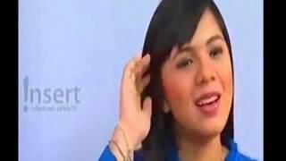 ::Gosip 2016:: Ekspresi Lucu Nycta Gina 'Jeng Kelin' Saat Hamil 7 Bulan   Gosip 25 Februari 2016
