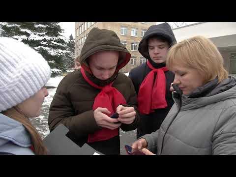 Дорогобуж присоединился к проекту «Прошагаем город».