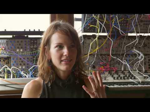 Kaitlyn Aurelia Smith - In The Studio