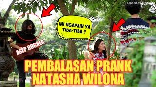 ASEP ROCKER!!PEMBALASAN PRANK NATASHA WILONA!! PRANK ARTIS PART#1 MP3