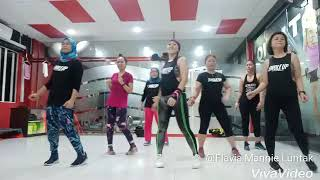 Aku Jijik Dance-zin Fml-idah-fatimah-alena-sis Nor-sis Jovi-lynn