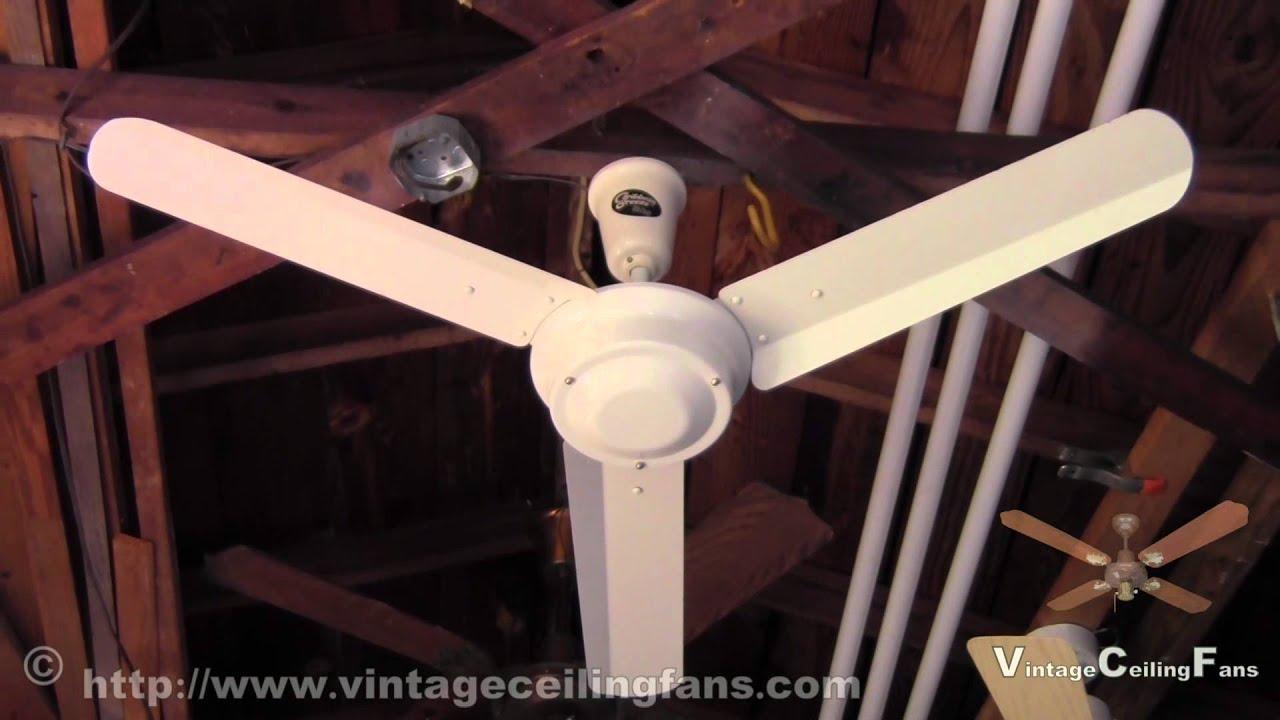Moss caribbean breeze metal blade ceiling fan model sc 48 youtube aloadofball Choice Image