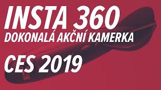 Insta360 ONE X: Nejlepší 360° kamerka veletrhu - CES 2019