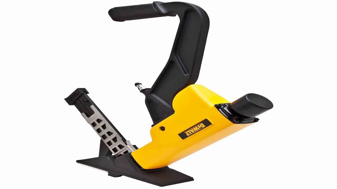 Dewalt Dwfp12569 2 N 1 Flooring Tool Youtube