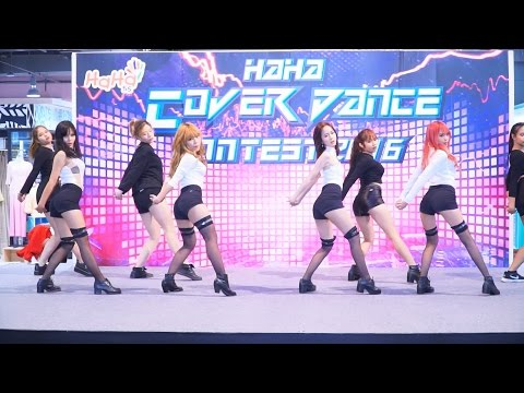 160605 Synneva cover Stellar - Intro + Marionette + Insomnia + Sting + Fire @HaHa Cover Dance(Final)