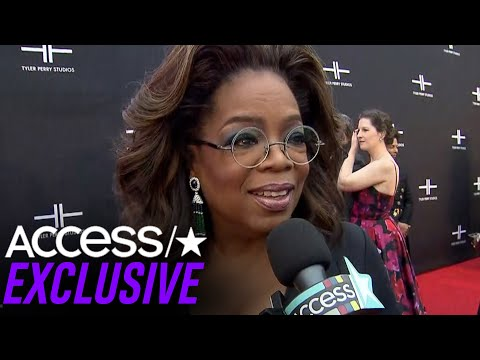 D. K. Smith - Tyler Perry Christens New Studio With Help Of Oprah, Others