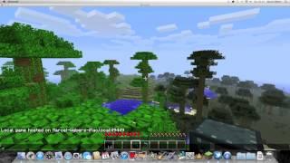 Minecraft Snapshot 12w24a (Vorstellung+Installation am Mac) RELEASE: 14. Juni 2012