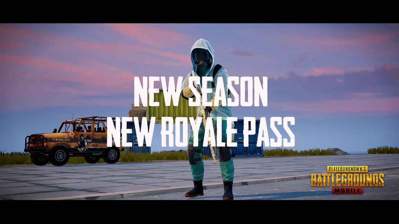 PUBG MOBILE Royale Pass Season 3 YouTube