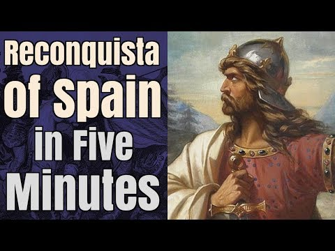 The Reconquista of Spain in 5 Minutes