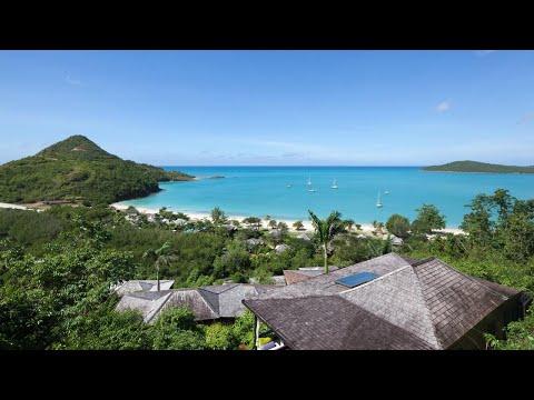 Top 10 Luxury Beachfront Hotels & Resorts In Antigua & Barbuda, Caribbean