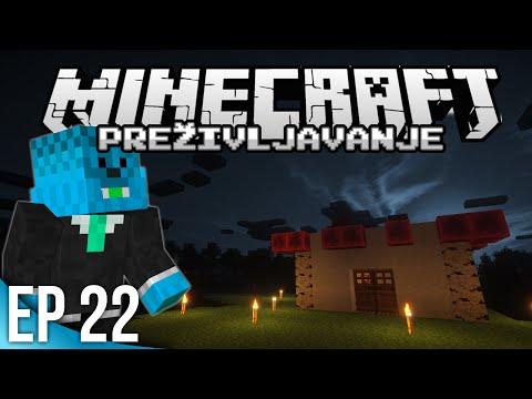 Minecraft: Preživljavanje #22 - SHADERZzzZzZzZzzzz