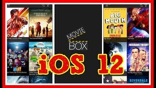 Install Movie Box iOS 12 / 12.0.1 / 12.1 iPhone, iPad Online - No jailbreak No Computer