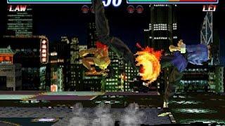 [TAS] Tekken 2 - Marshall Law