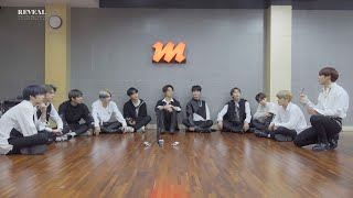 THE BOYZ(더보이즈) PLAYING MAFIA GAME - REVEAL