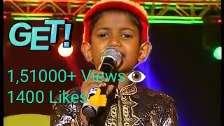 mamburapoo makamile mappila song by a little boy
