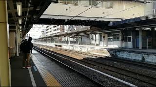 【JR東日本】臨時快速SLぐんまよこかわ号 高崎駅入線