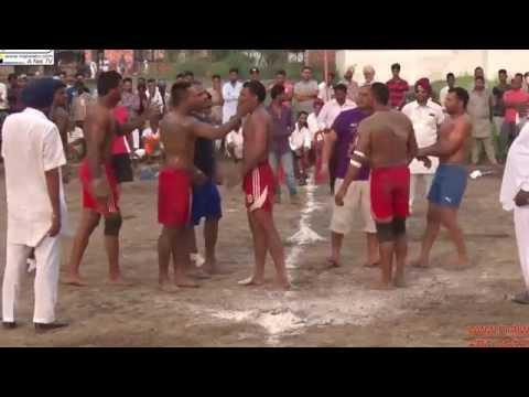 DHILWAN (Kapurthala) || Kabaddi Match || MIRI PIRI Club USA vs BABA SUKHCHAIN DAS CLUB SHAHKOT ||
