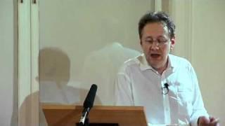 Martin Ploderer liest Josef Weinheber (Die Hausfrau und das Mädchen)