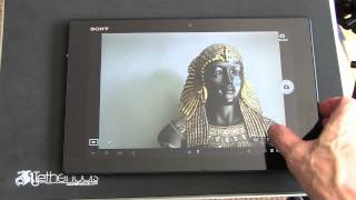Controlling Sony RX100 II Camera by Wi-Fi with Xperia Tablet Z Thumbnail