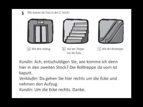 Start Deutsch 1 Modelltest Hören простые вкусные домашние видео