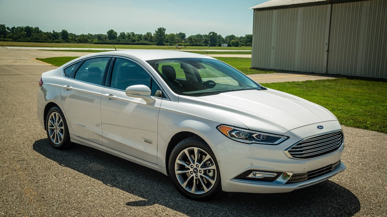 Test Driver Acceleration 2017 Ford Fusion Energi Manual Platinum