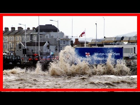 Breaking News | Storm brian is causing train delays at bristol temple meads