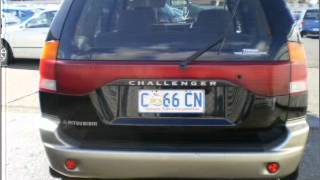 1999 Mitsubishi Challenger (4x4) - Hobart TAS