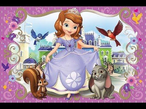 София Прекрасная: украшаем комнату принцессы. Мультики для ...