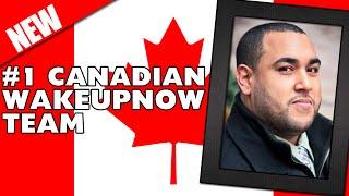 Wake Up Now Toronto Canada