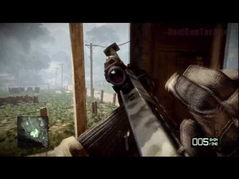 Battlefield: Bad Company 2 No One Gets Left Behind (M10) Campaign Walkthrough (Hard) Part 1 of 3