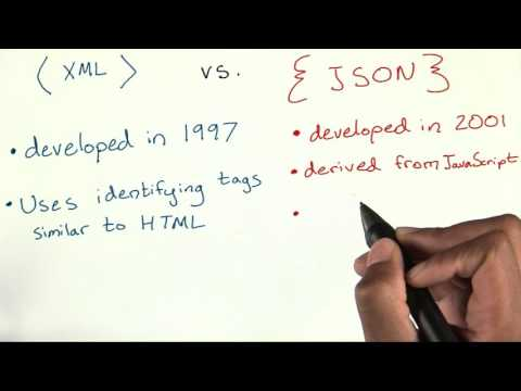 XML vs JSON
