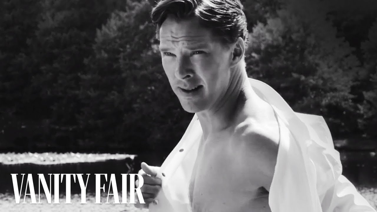 Benedict Cumberbatch S Wet Dress Shirt Contest Hollywood S British Invasion Youtube