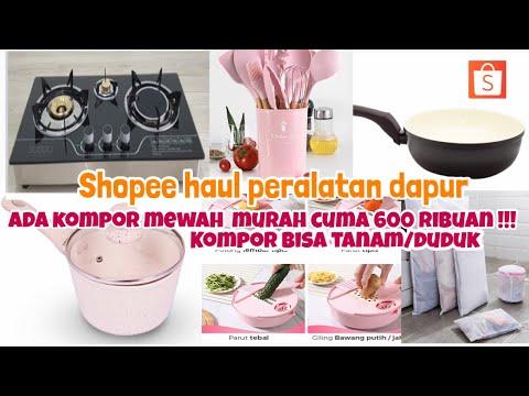kegiatan-di-dapur-minimalis-sederhana-|-shopee-haul-peralatan-dapur-cantik-murah-dan-berkualitas