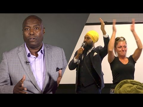 Racist encounter or political opportunity? Singh won the battle but we aren't winning the war