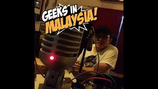 "Geeks In Malaysia Archives: Episode 17 - ""Gordon Greenroom vs Transformers 4"""