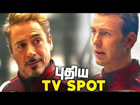 Avengers 4 Endgame NEW Mission Tv Spot BREAKDOWN (தமிழ்)