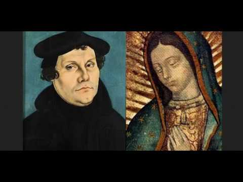 5 Sorprendentes afiramciones de Martin Lutero sobre la Virgen Maria AqS