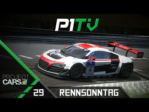 Rennsonntag #29 - Project CARS | Audi R8 LMS Ultra | Nordschleife [G27] [PC]