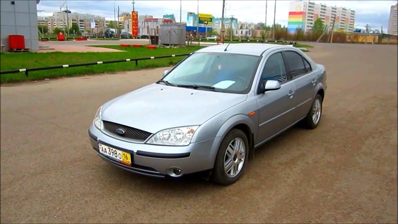 ford mondeo 2.0 мт, дизель 2004г отзывы