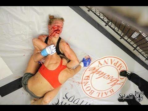 Download WMMA FIGHT - JESSICA FRESH VS CINDI BOTTELBERGHE - FEMALE MMA FIGHT